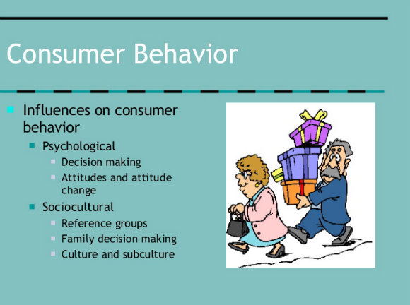 Effect Of Changing Consumer Behaviour