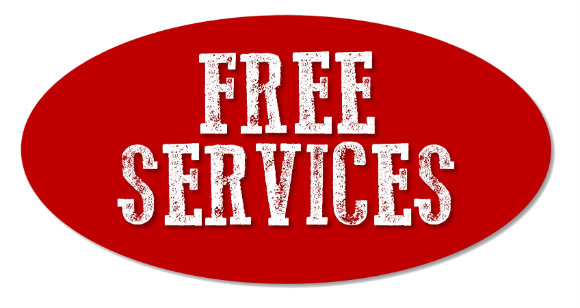Offering Free Service For Businesses