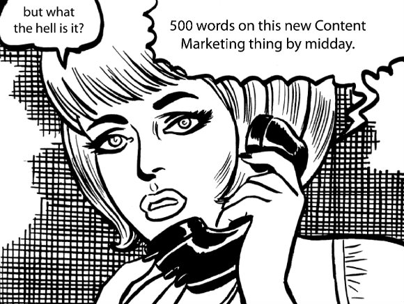 Shaping A Powerful Content Marketing Strategy
