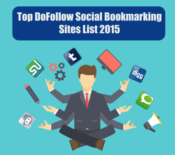 Top Quality Social Bookmarking Sites