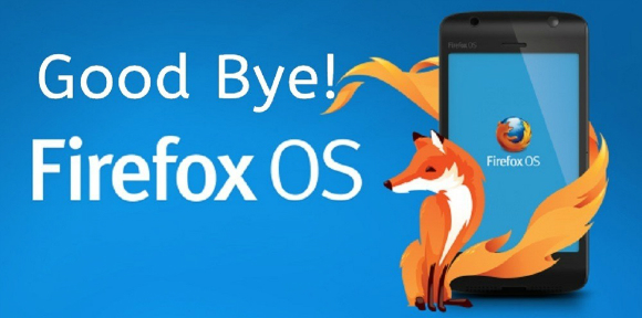 Mozilla Kills Firefox Operating System
