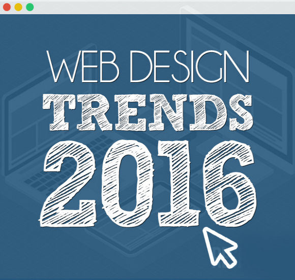 Top Web Design Trends 2016