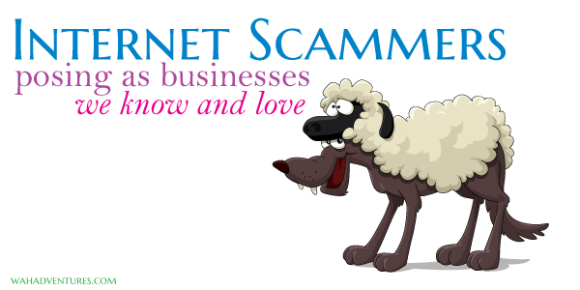 Common Online Scams