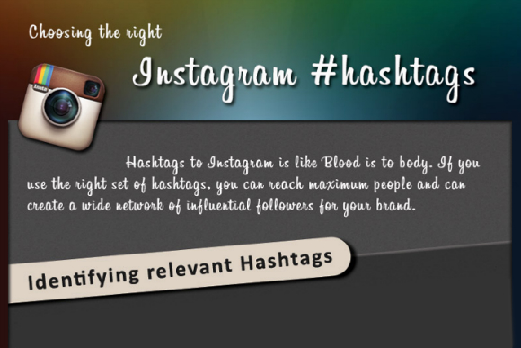 Using Relevant Hashtags On Instagram