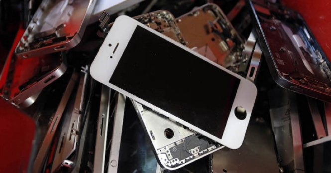 Apple's iPhone Recycle Plan