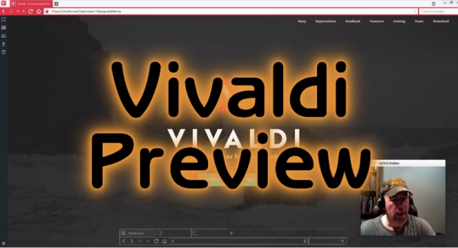 Vivaldi Browser Review